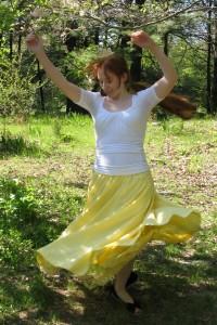 Skirt Twirl