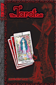 Tarot Cafe Vol 1 Cover