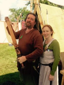 Jarl Seamus and myself