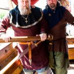 Jarl Seamus(Pete) and Scott